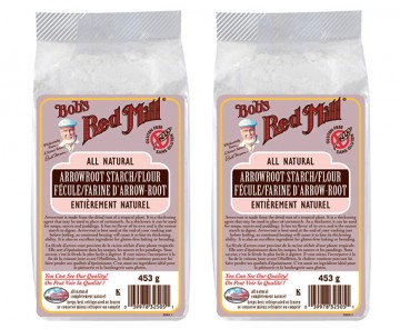 bobs red mill arrowroot starch