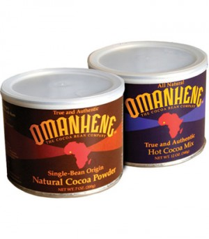 Omanhene Hot Cocoa Mixes