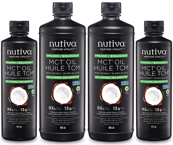 Horizon Distributors   Nutiva   Organic MCT Oil (Coconut